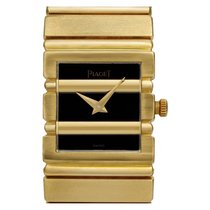 Piaget Polo Yellow gold 20mm Black United States of America, Florida, Surfside