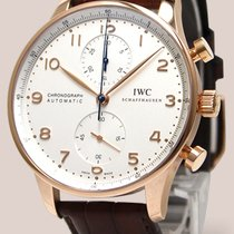 IWC Portugieser Chronograph neu 40mm Roségold