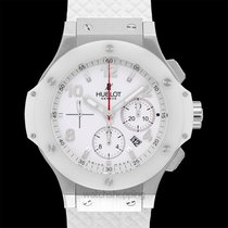 Hublot Big Bang 44 mm Steel 44mm White United States of America, California, San Mateo