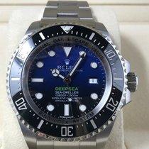 Rolex Sea-Dweller Deepsea Ref. 116660 aus 2017  LC100 verkl.