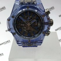 Hublot Big Bang Unico Blue Sapphire Limited 250 pcs - 411.JL.4...