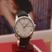 Omega 41mm Automatic new De Ville Co-Axial Silver