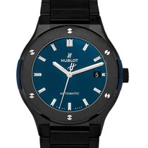 Hublot Classic Fusion Blue Ceramic 45mm Blue