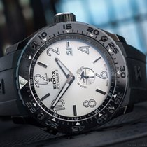 Edox ICE SHARK II LIMITED EDITION REF.: 96001/BOX&PAPERS