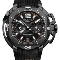 Clerc Hydroscaph L.E. Central Chronograph CHY-217-B new