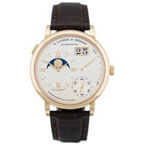 A. Lange & Söhne Rose gold 41mm Manual winding 139.032 new