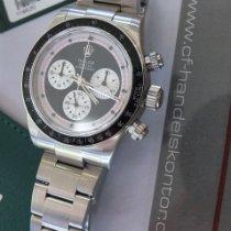 Rolex Daytona Stahl 40mm Schwarz Keine Ziffern Deutschland, Eltville