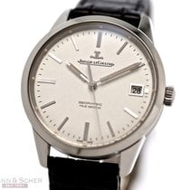Jaeger-LeCoultre Geophysic True Second Сталь 39.6mm Cеребро Без цифр