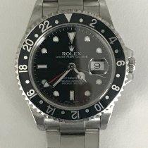Rolex GMT-Master II Acier 40mm Noir Sans chiffres Belgique, Zaventem