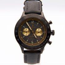 Steinhart Automatyczny Steinhart Marine Chronograph Edizione Nero Limited nowość