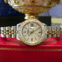 Rolex Lady-Datejust Oro/Acciaio 26mm Senza numeri