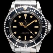 Rolex Submariner (No Date) Steel 40mm Arabic numerals