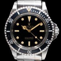 Rolex Submariner (No Date) Steel 40mm Arabic numerals United States of America, Massachusetts, Boston