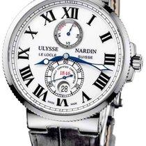 Ulysse Nardin Marine Chronometer 43mm Белый