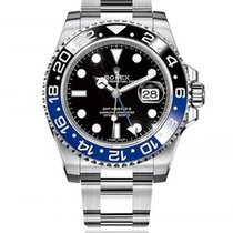 Rolex GMT-Master II Steel 40mm Black No numerals South Africa, Johannesburg