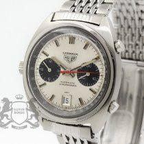 Heuer Steel 38mm Automatic 1153S pre-owned