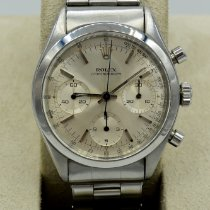 Rolex 6238 Steel 1963 Chronograph 36mm pre-owned