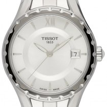 Tissot Lady 80 Automatic Stahl 34mm Silber