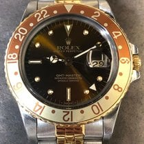 Rolex 16753 Steel GMT-Master 40mm pre-owned United States of America, Texas, Dallas