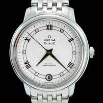 Omega Steel 32.7mm Automatic 424.10.33.20.52.002 pre-owned