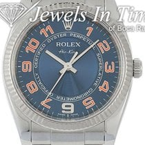 Rolex Air King 114234 2007 pre-owned