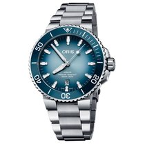 Oris Aquis Date 01 733 7730 4175-Set Oris Lake Baikal 43,5mm Limited Edition New Steel 43,5mm Automatic