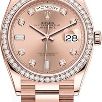 Rolex Day-Date 36 Or rose 36mm