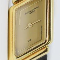 Vacheron Constantin Ouro amarelo 17.5mm Quartzo 62202 usado