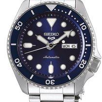 Seiko 5 Sports Steel 42.5mm Blue