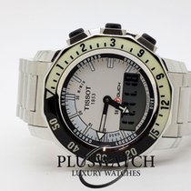 Tissot Sea-Touch Acero 47mm Blanco