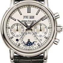 Patek Philippe Perpetual Calendar Chronograph new 2011 Manual winding Chronograph Watch with original box and original papers 5204P