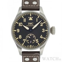 IWC BIG PILOT'S HERITAGE WATCH 48 IW510301 NEW