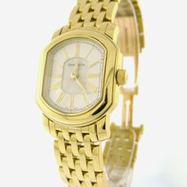 Tiffany Yellow gold 23.5mm Quartz pre-owned