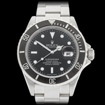 Rolex Submariner Stainless Steel Gents 16610 - W3946