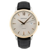 Montblanc new Automatic 39mm Gold/Steel