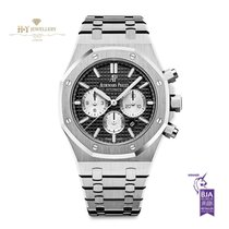 Audemars Piguet Royal Oak Chronograph new 2017 Automatic Chronograph Watch with original box and original papers 26331ST.OO.1220ST.02