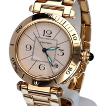 Cartier Pasha 1992 pre-owned