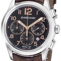JeanRichard Bressel Chronograph watch  MSRP $11,100-