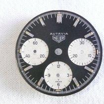 """Heuer Autavia """"Jochen Rindt"""" Zifferblatt"""