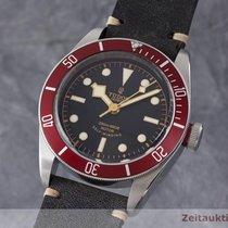 Tudor Heritage Black Bay Stahl Automatik Herrenuhr Ref. 79220r