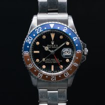 Rolex 1675 Gilt Glossy GMT Master INCREDIBLE CONDITION (27148)