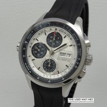 Hamilton Khaki X-Patrol Chronograph Day-Date, Stahl/Kautschuk