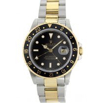 Rolex GMT-Master II 16713 1988 pre-owned