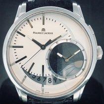 Maurice Lacroix Pontos Décentrique GMT, Automatic, Steel, 43MM...