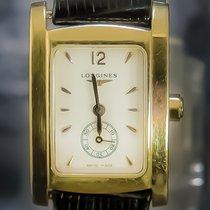 Longines DolceVita Quartz Lady's 18K Gold - L51556166 -...