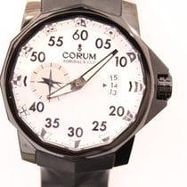 Corum Admiral's Cup Competition 48 Titanium 48mm White Arabic numerals United States of America, Texas, Houston