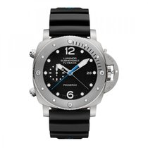 Panerai Luminor Submersible 1950 3 Days Automatic PAM 00614 Nuevo Titanio 47mm Automático