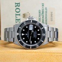 Rolex 16610 Stahl 1990 Submariner Date 40mm gebraucht Deutschland, Hamburg
