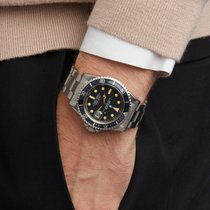 Rolex Submariner Single Red Roestvrij Staal 1680 - W5348