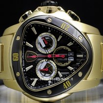 Tonino Lamborghini Spyder Gold/Steel 55mm Black